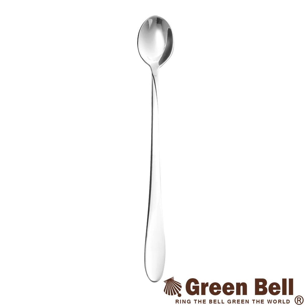 GREEN BELL綠貝 304不鏽鋼餐具長茶匙