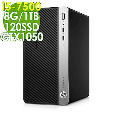 HP 400G4 i5-7500/8G/1T+120SSD/GTX1050/W10P