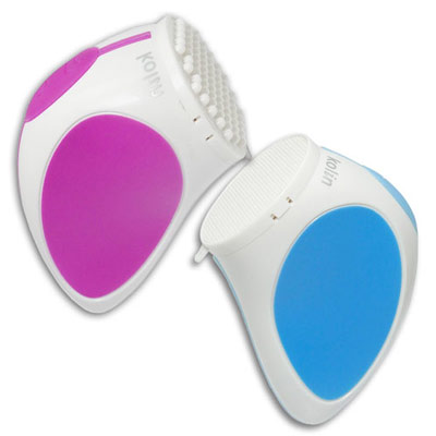 Kolin歌林深層潔淨多功能洗臉機 DF-R02(兩入組)