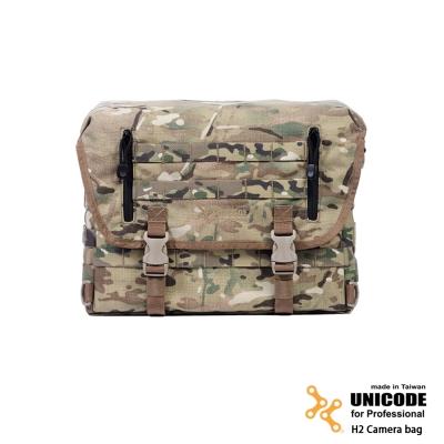 UNICODE H2 Camera Bag 軍事攝影包 基本款-多地型迷彩