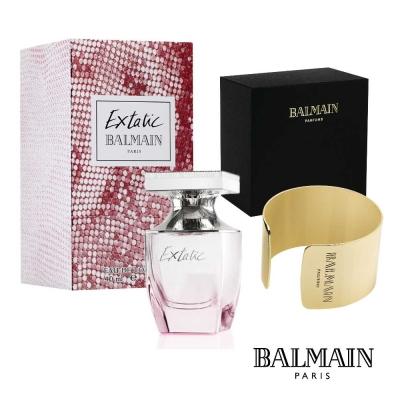 BALMAIN 甜美搖滾女性淡香水40ml(贈EXTATIC手環)