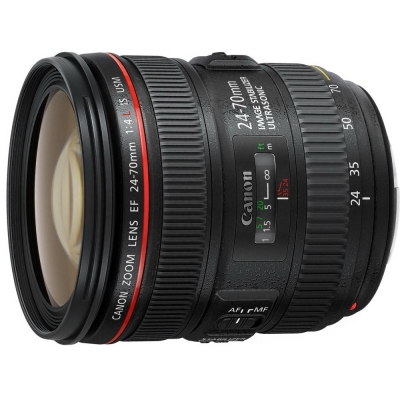 Canon EF 24-70mm f/4L IS USM。公司貨