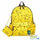 IMPACT-開心馬戲團-大背包-黃色-IM00D01YL