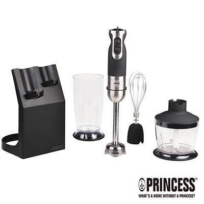 PRINCESS荷蘭公主手持式食物調理攪拌棒-豪華組221203
