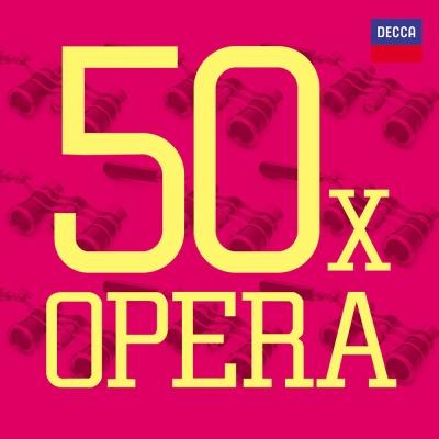 歌劇名曲50-3CD