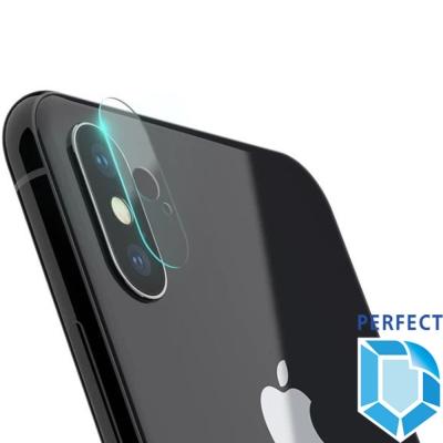 [Perfect]全面保護 鋼化玻璃鏡頭保護貼 9H iPhone X 兩入裝