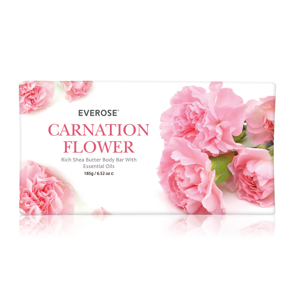 Everose 愛芙蓉 康乃馨香水柔嫩皂185g