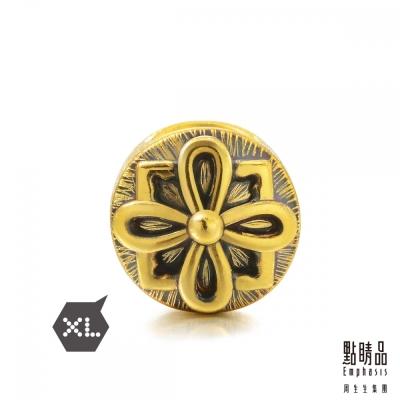 點睛品 Charme XL-Tattoo系列 團結 黃金串珠