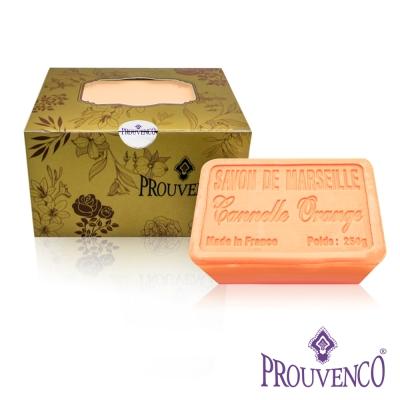 法國PROUVENCO普羅旺詩甜橙肉桂香氛皂1入