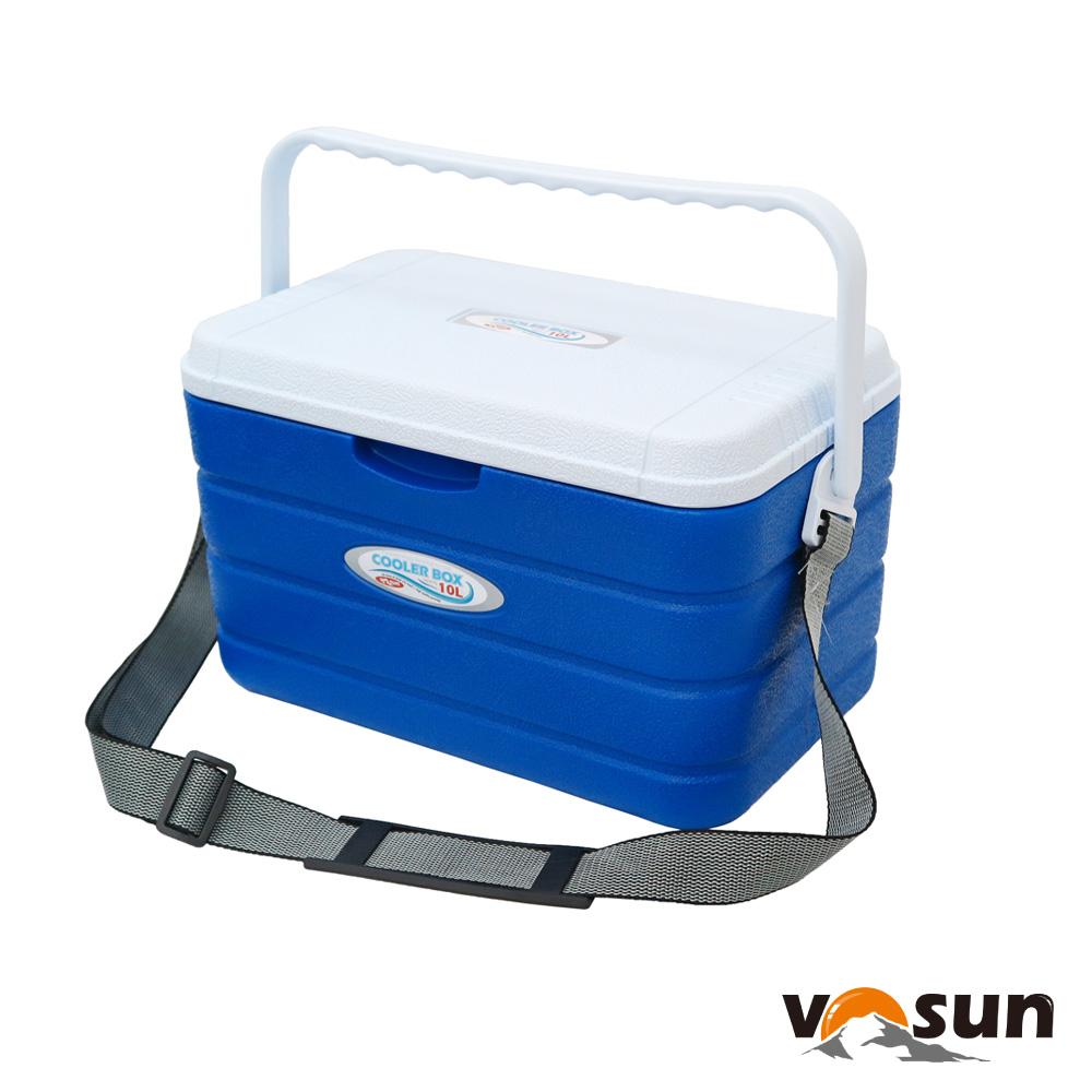 【VOSUN】月光寶盒一日鮮食品級冷藏保鮮冰桶10L(長效24hr)
