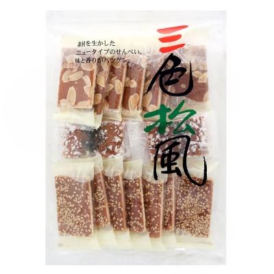 池重食品 餅乾-松風煎餅(102g)