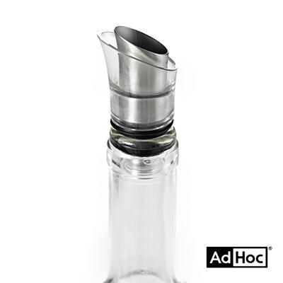 德國AdHoc 瓶塞注酒器
