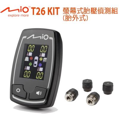 Mio-MiTIRE-T26-胎外式-螢幕式胎壓偵
