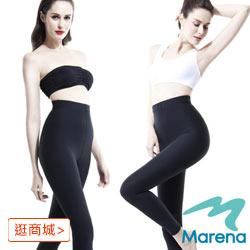 瑪芮娜Marena.魔力輕塑高腰九分塑身褲