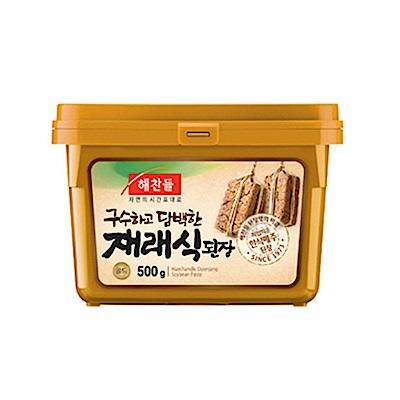 CJ 韓式味噌醬(500g)