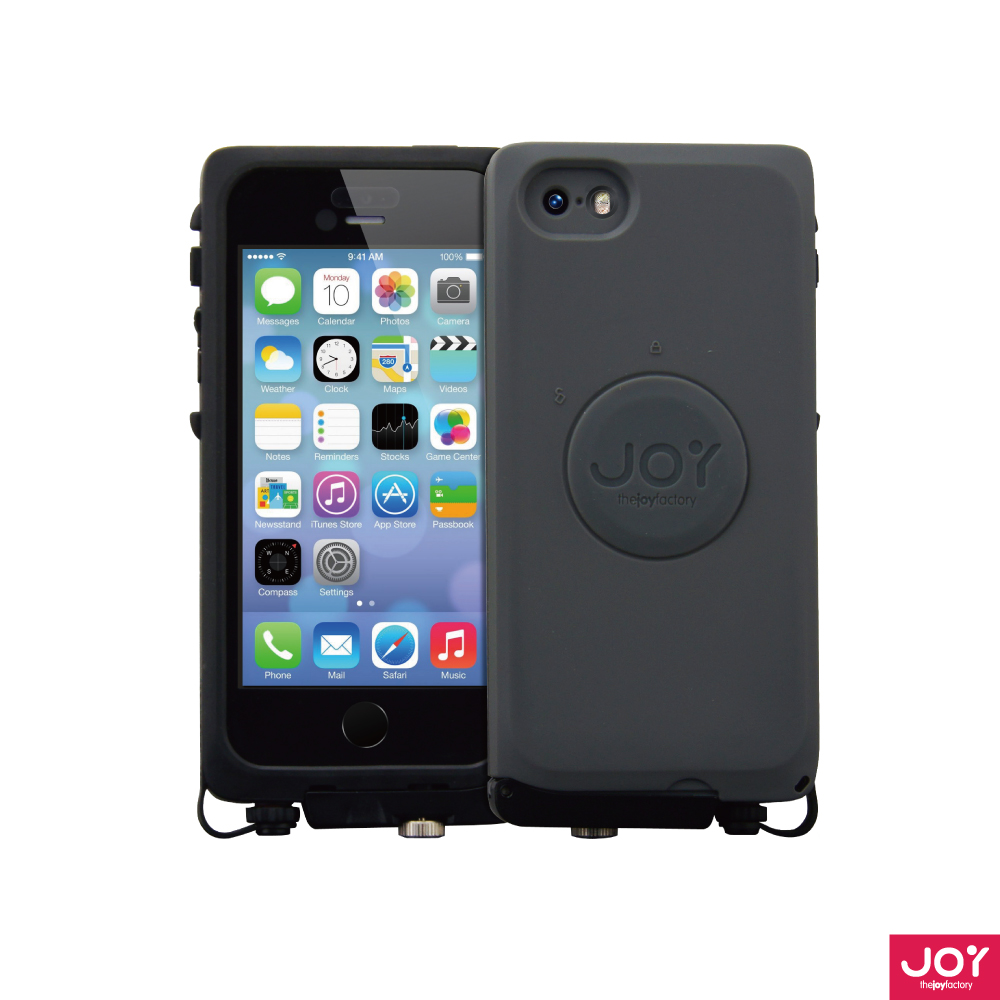 JOY aXtion Pro iPhone5S/5 N次防極限保護