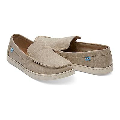 TOMS 帆布水洗休閒鞋-男款