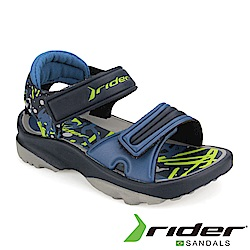 Rider 巴西-幼童 TWIST VI 運動涼鞋 藍