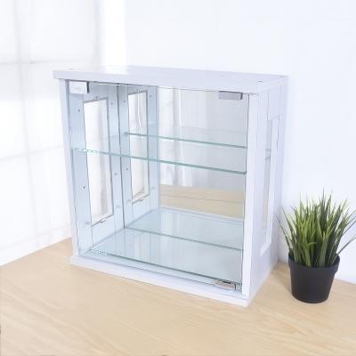 模型櫃直立式40cm 可組合收納櫃 展示櫃 置物櫃40x20x40cm