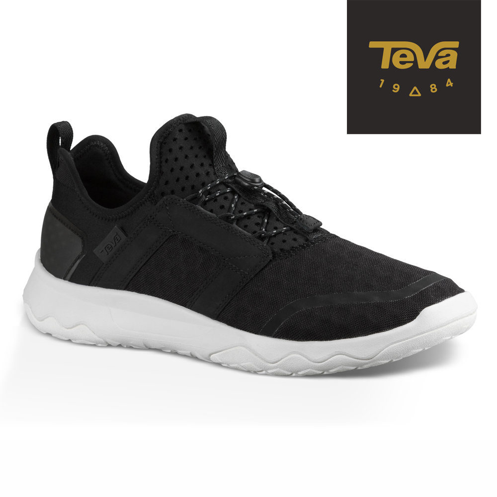 TEVA 美國 男 Arrowood Swift Lace 輕量休閒鞋 (黑)