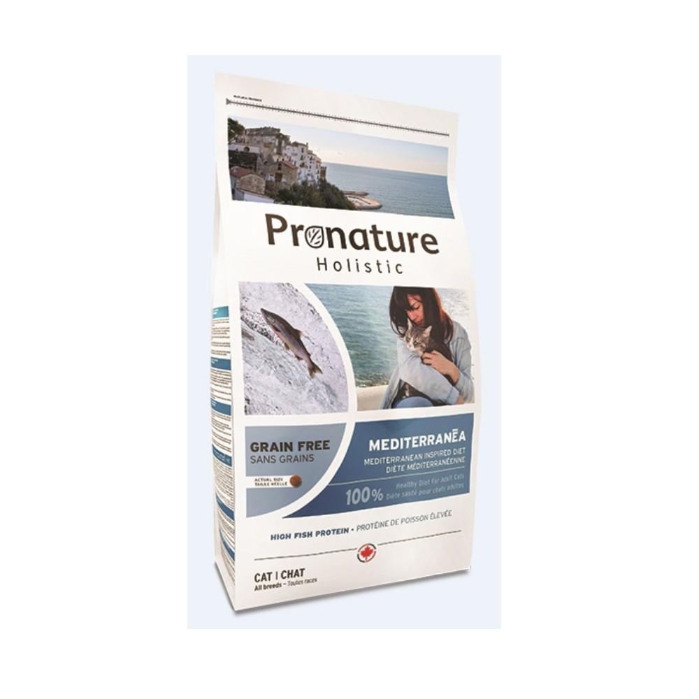 創鮮Pronature 地中海風情-成貓無穀 鮭魚配方 2kg