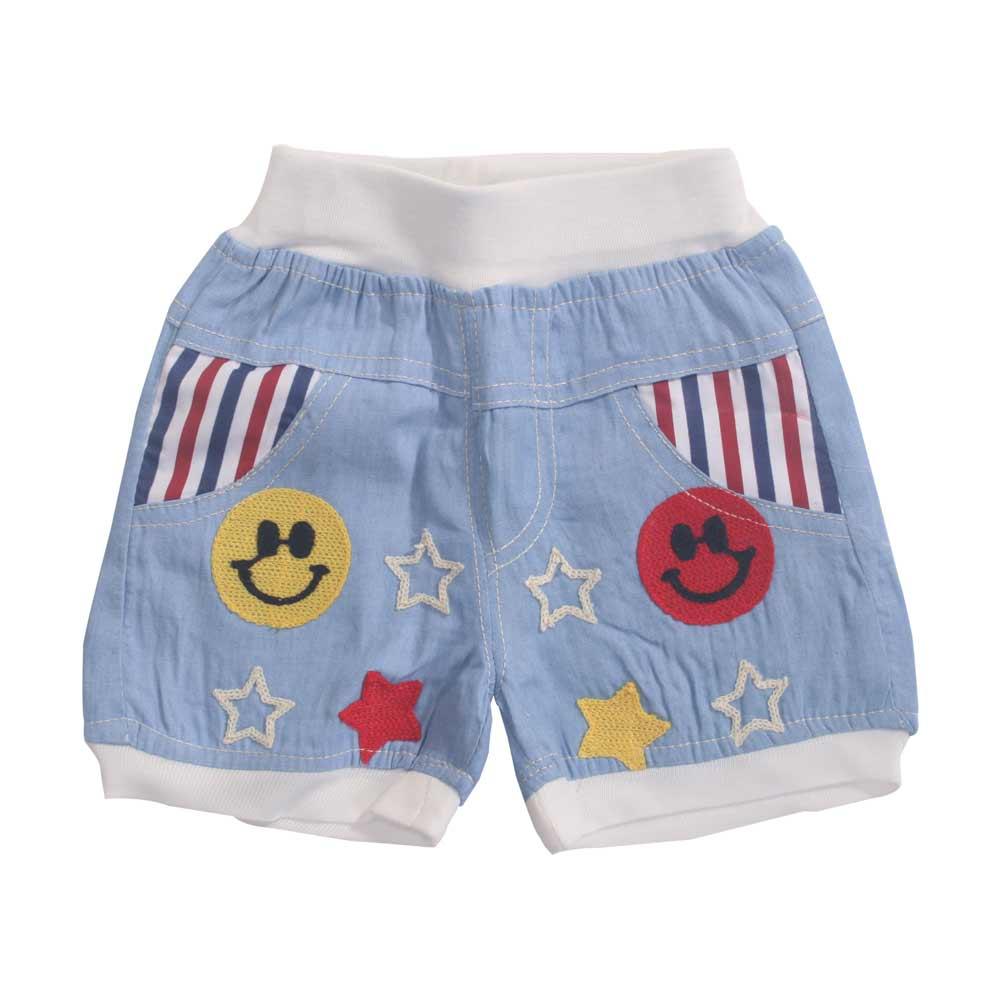 女童夏季短褲 魔法Baby k41217