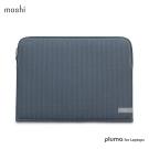 Moshi Pluma for Laptops 輕薄防震通用性筆電內袋-牛仔藍