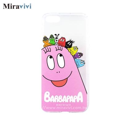BARBAPAPA泡泡先生iPhone 5S/5SE空壓保護套_大頭泡泡