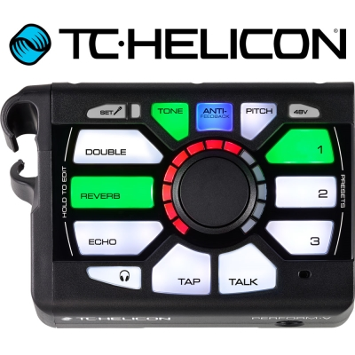 HELICON PERFORM V 人聲效果器