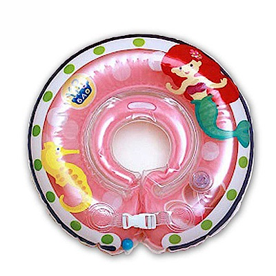 YOYOBAO 嬰兒游泳脖圈 (共2款可任選)