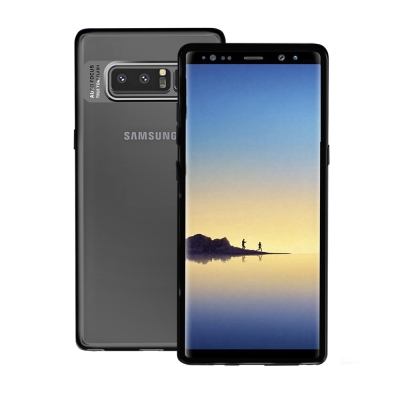 LUCCIDA Samsung Galaxy Note8 天眼雙料背蓋