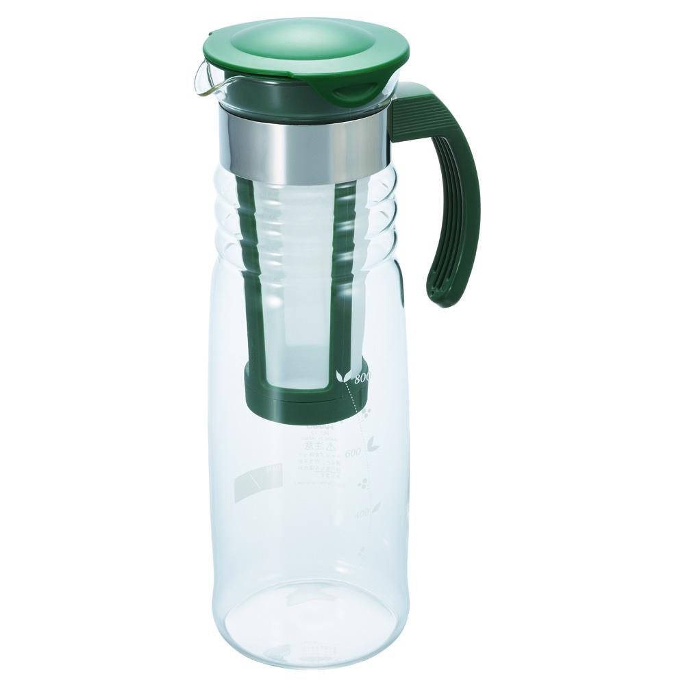 HARIO-深綠苗冷泡茶壼1200ml / HCC-12DG