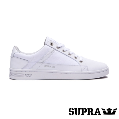SUPRA Westlake系列男鞋-白