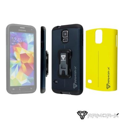 ARMOR-X CX-S5 Samsung S5 堅硬防撞手機殼