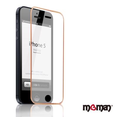 MgMAN iPhone5/5S/SE/5c-9H 濺鍍玻璃保護貼