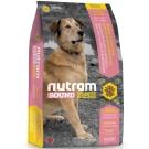 Nutram紐頓 S6成犬/雞肉南瓜配方 13.6kg【2136】