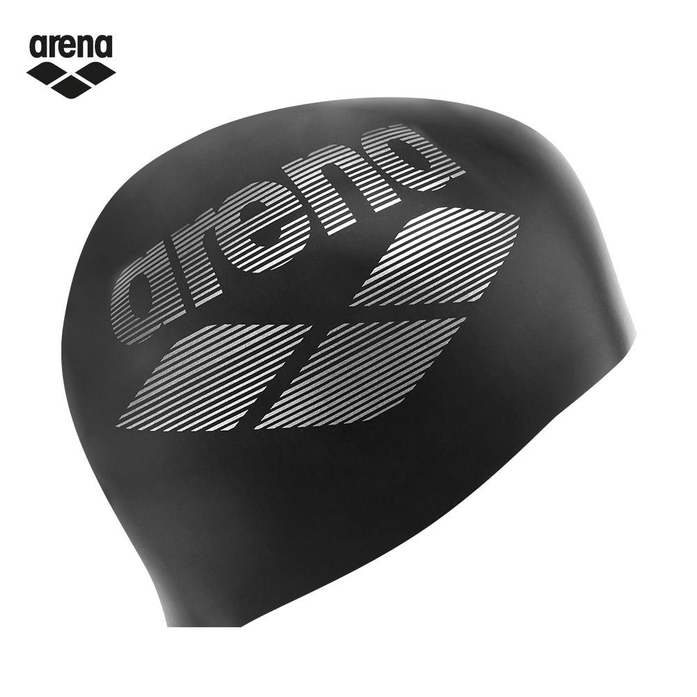 arena 大LOGO矽膠泳帽 ARN-6400E