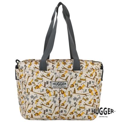 英國Hugger 超輕量時尚媽媽包-馬達加斯加