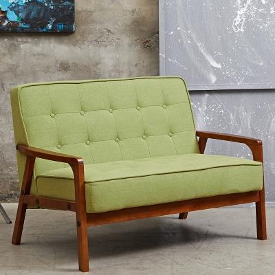 Bed Maker-綠巨人 2P雙人 復古經典/布藝沙發/復刻沙發