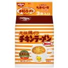 日清食品 3入迷你雞汁包麵(60g)