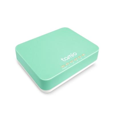 TAMIO 5埠USB供電GIGA乙太網路交換器S5