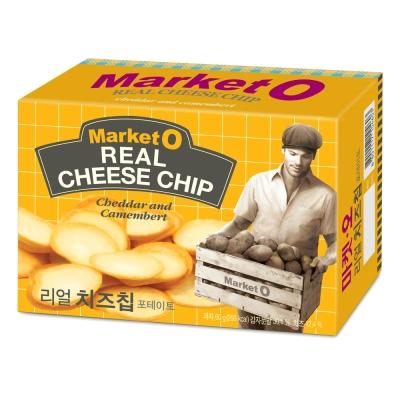 Market O起司洋芋片62g