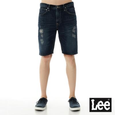 Lee 牛仔短褲-Regiona系列-男款-藍