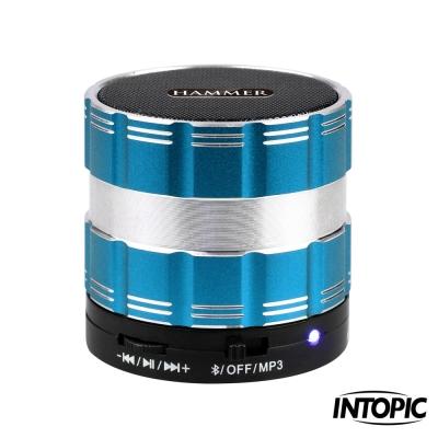 INTOPIC-無線藍牙麥克風喇叭 SP-HM-BT130