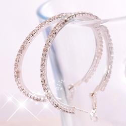 Aimee Toff 綺麗透晶序曲水鑚耳環(小)