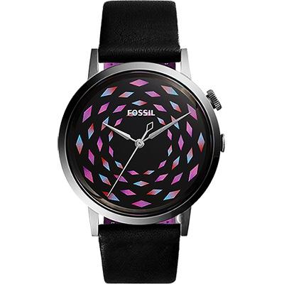 FOSSIL 轉動萬花筒繽紛腕錶(ES4105)