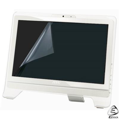 【訂製賣場】EZstick靜電式霧面螢幕貼 - MSI Wind Top AE2020 20吋寬