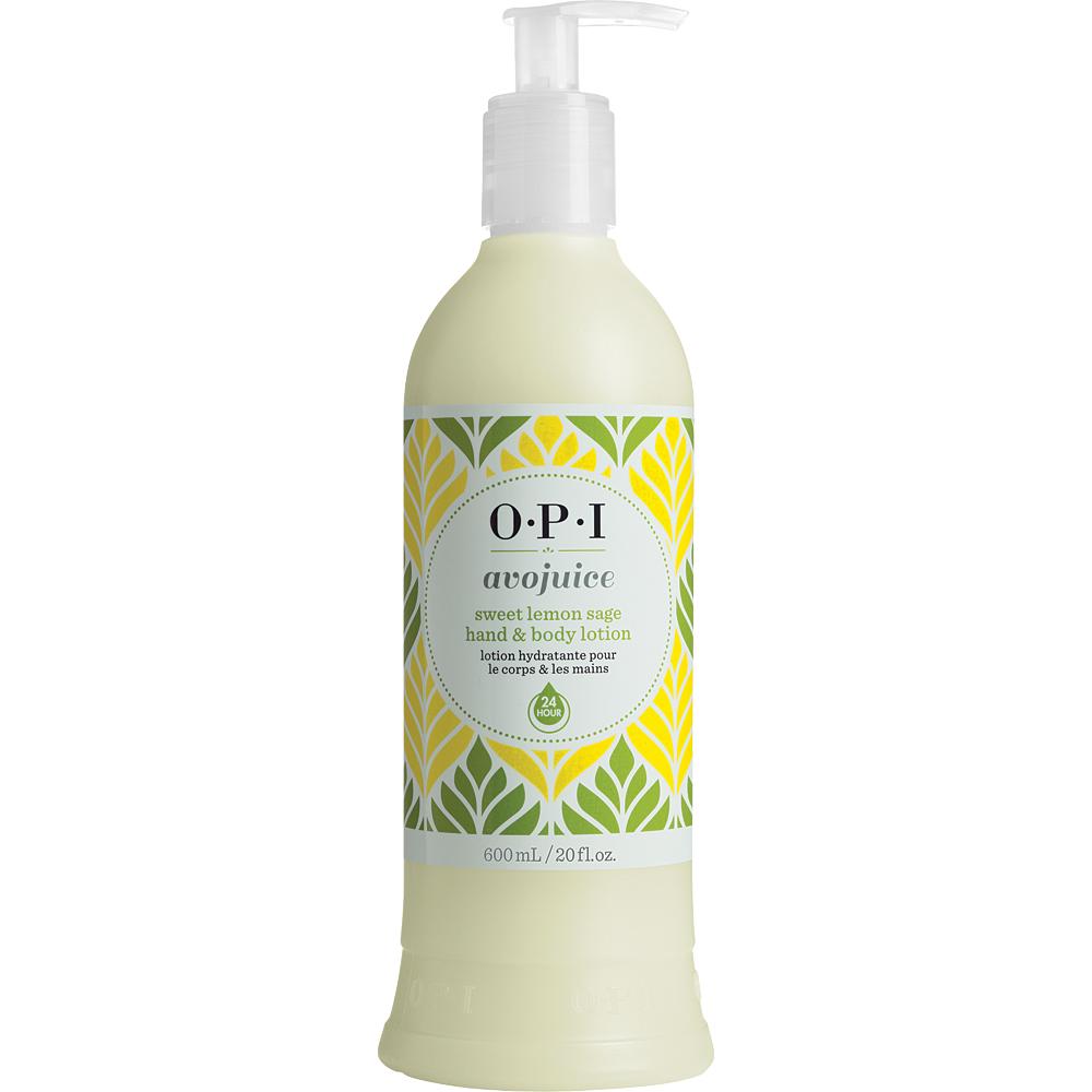 OPI Avojuice清甜檸檬果浴乳液600ml(AVP16)