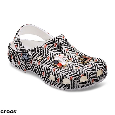 Crocs 卡駱馳 (童鞋) 茱兒X卡駱班克駱格 205259-92X