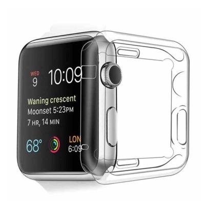 (1入)Apple Watch series 1,2,3 專用清透水感保護套